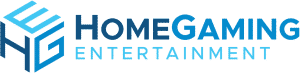 Home Gaming Entertainment Logo